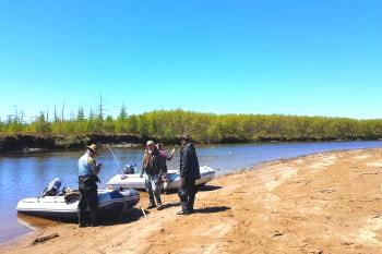Рыболовный тур на Сахалин - река + залив Пильтун  14c0f922f4253